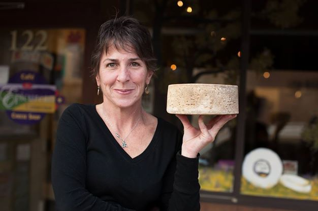 Hands on Cheesemaking Class with Award Winning Cheesemaker Sheana Davis @ The General's Daughter | Sonoma | California | United States