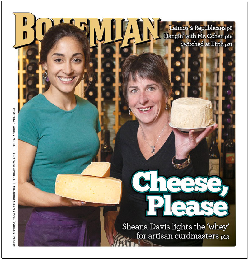 Sheana Davis - Sonoma Valley Cheese Conference