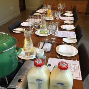 Cheese Making Class with Award Winning Cheese Maker @ The General's Daughter | Sonoma | California | United States