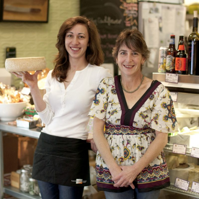 Sheana & Karina Davis, The Epicurean Connection